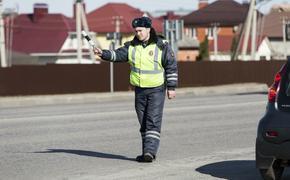 Глава ГИБДД призвал пересмотреть штрафы за превышение скорости