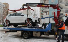 В Москве с 1 января вырастут тарифы на эвакуацию авто