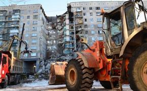 Под завалами дома в Магнитогорске могут  находиться десятки  людей