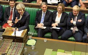 Репутация британской элиты смыта в унитаз