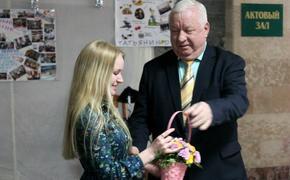 В Новосибирском аграрном университете отметили день студента