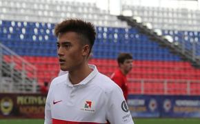 Бывший полузащитник молодежки «Спартака» Синодзука Иппэй играет в Японии, но мечтает о Москве