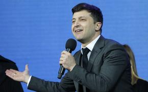 Зеленский пообещал не раздавать Украину по частям