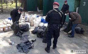 На Украине взяли на запрещенных веществах картель работорговцев-полицейских
