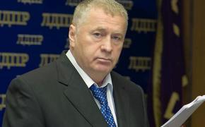 Жириновский подсказал Зеленскому, как решить вопрос с Донбассом