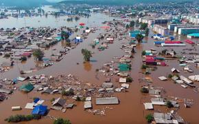 Наводнение в Тулуне: хронология катастрофы