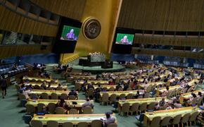 Украину смутило рассмотрение в ООН протеста закона о языке, инициированного РФ?
