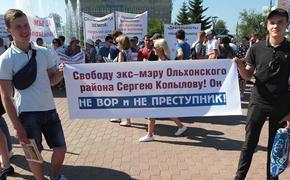 Свободу Сергею Копылову