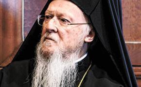 Варфоломей требует от Украины дань