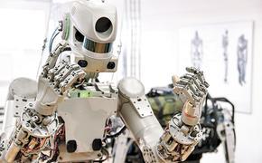 Зачем на МКС робот Федя?