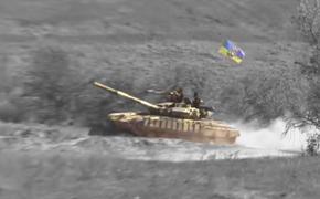 На Украине танки меняли на лаврушку