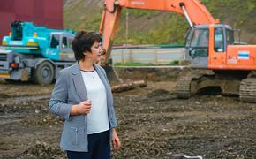 В Сахалинской области активно развивается строительная отрасль