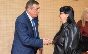 Валерий Лимаренко провел встречу с населением