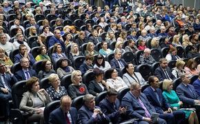 Проект бюджета обсудили в «Октябре»