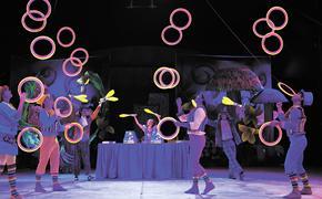 Цирк, мюзикл. И всё это – «Чиполлино»!