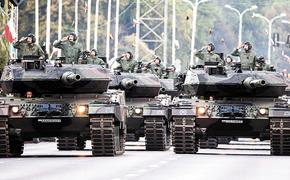 Зачем Варшаве столько танков?