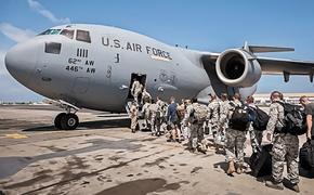 Трамп отправляет свою армию домой