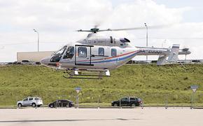 В Москве завершилась  XIII  Международная  выставка  вертолётной  индустрии  HeliRussia-2020