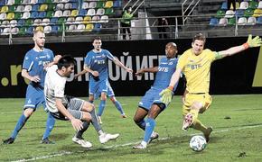 Открывшее еврокубковый сезон России московское «Динамо» завершило выступление на турнире