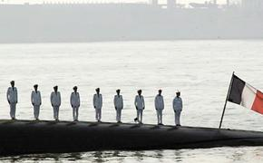 Во Франции восстановят сгоревшую в пожаре атомную подводную лодку Perle