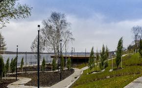 В Перми продолжается обновление набережной