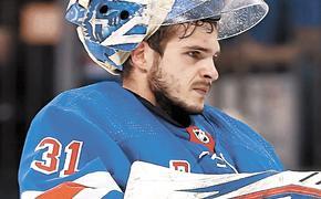 Голкипер Игорь Шестеркин: «Ты не обязан быть модным в НХЛ»