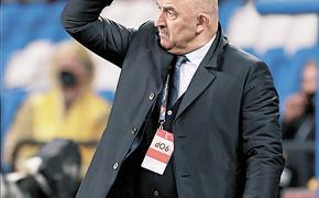 Футбольная сборная России завершает выступление в Лиге наций