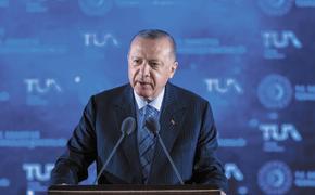 Эрдоган мечтает о Луне