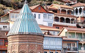 Грузия открылась для туристов