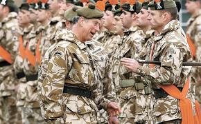 Британская армия никогда так плохо не жила, как при Путине