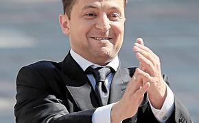 Зеленский национализирует компанию «Мотор Сич»