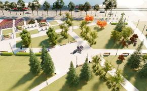 В приоритете – районные парки и скверы