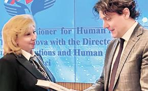 Татьяна Москалькова выразила обеспокоенность политизацией прав человека на международной арене
