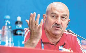 Станислав Черчесов: «В отставку подавать или нет – мы спокойно решим. Мы не в песочнице играем»