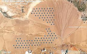 Американские эксперты заподозрили Китай в строительстве 140 шахт для межконтинентальных ракет