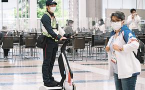 На Олимпиаде в Токио работают спецслужбы