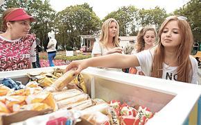 В России к торговле с рук допускается определенный законом перечень товаров