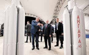 Россия осталась без сверхтяжёлых ракет