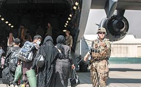 Афганцам за сотрудничество с западными спецслужбами угрожает месть талибов